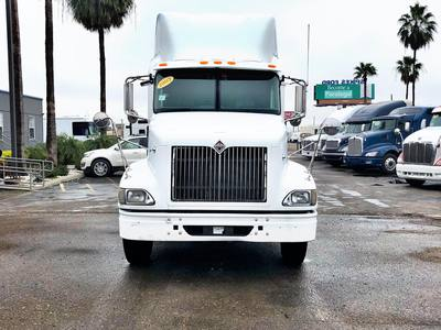 USED 2007 INTERNATIONAL 9400I TANDEM AXLE SLEEPER TRUCK #1200-2