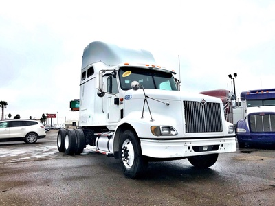 USED 2007 INTERNATIONAL 9400I TANDEM AXLE SLEEPER TRUCK #1200-3