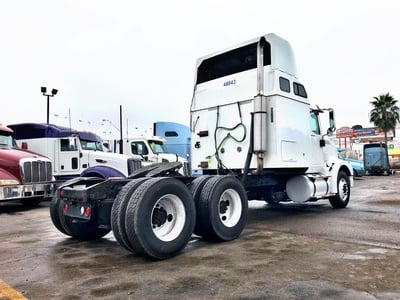USED 2007 INTERNATIONAL 9400I TANDEM AXLE SLEEPER TRUCK #1200-5