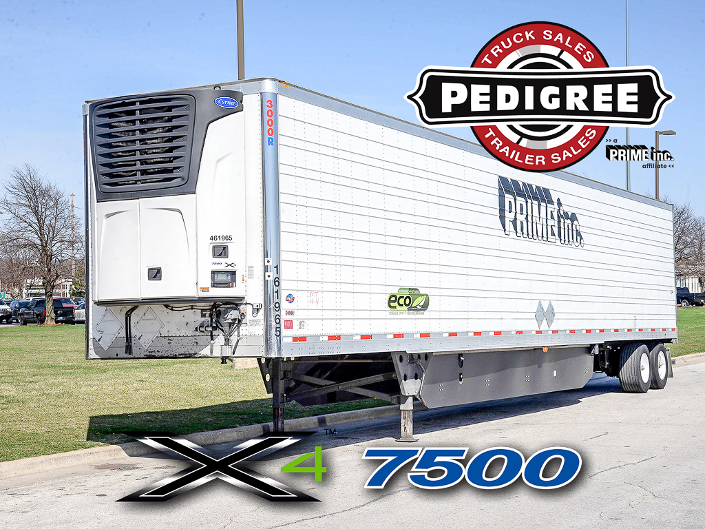 USED 2016 UTILITY 3000R REEFER TRAILER #13386