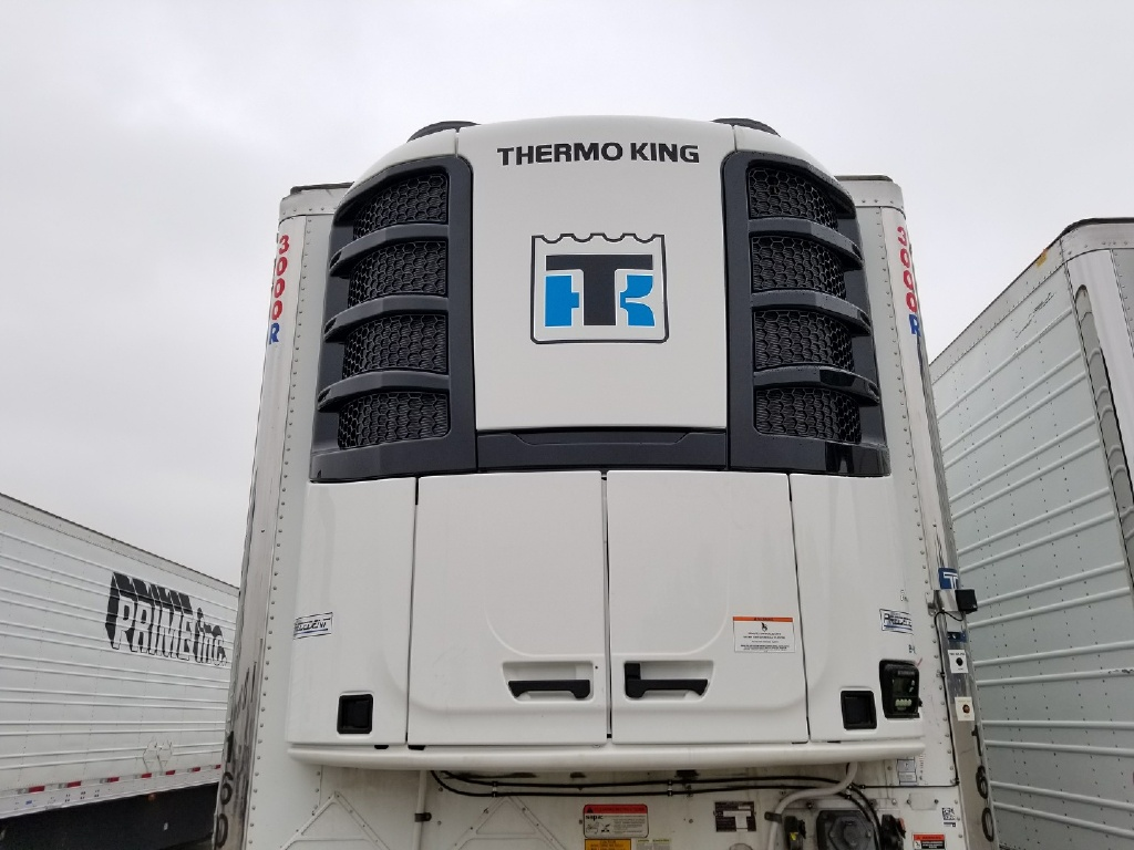 USED 2014 UTILITY NEW S-600 THERMOKING REEFER TRAILER #14115