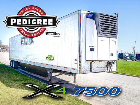 USED 2016 UTILITY 3000R REEFER TRAILER #14191-1