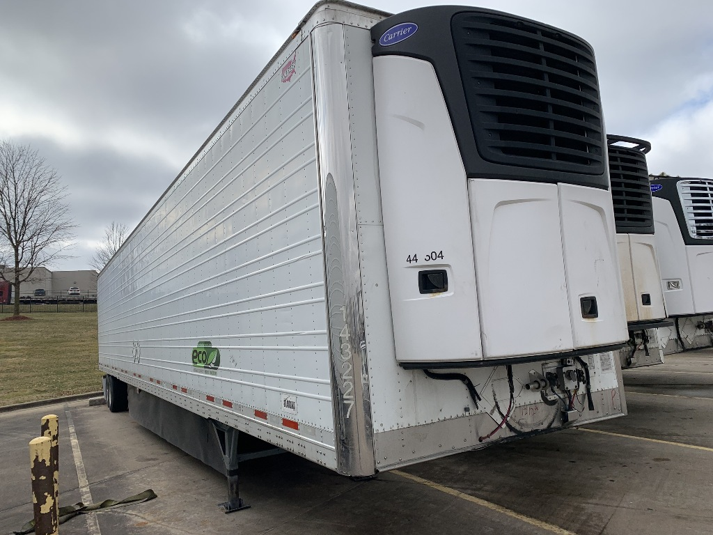 USED 2014 WABASH ARCTICLITE REEFER TRAILER #14531