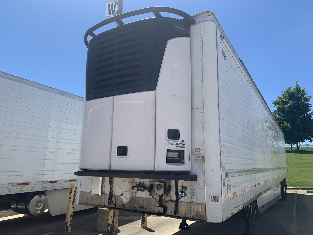 USED 2013 WABASH ARCTICLITE REEFER TRAILER #177817