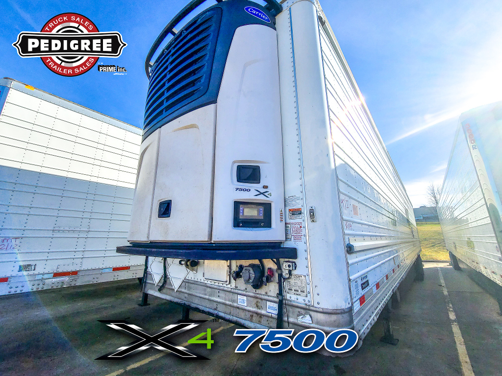 USED 2016 HYUNDAI THERMOTECH REEFER TRAILER #21463