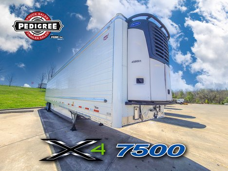 USED 2016 WABASH ARCTICLITE REEFER TRAILER #23051