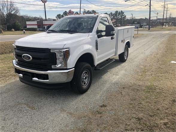 NEW 2019 FORD F250 SERVICE - UTILITY TRUCK #1395