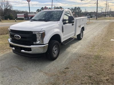 NEW 2019 FORD F250 SERVICE - UTILITY TRUCK #1395-1