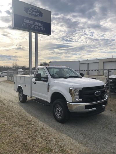 NEW 2019 FORD F250 SERVICE - UTILITY TRUCK #1395-2