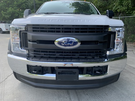NEW 2019 FORD F550 XL SD CAB CHASSIS TRUCK #1540-10