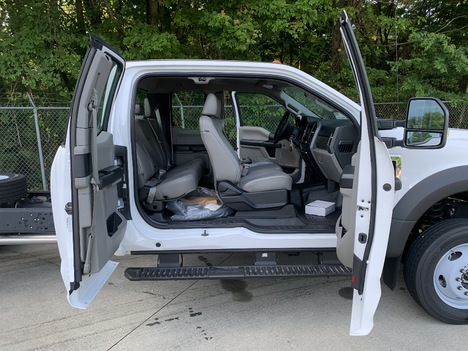 NEW 2019 FORD F550 XL SD CAB CHASSIS TRUCK #1540-28