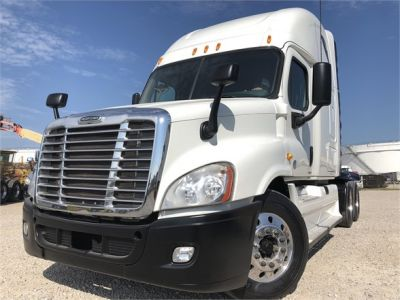 USED 2012 FREIGHTLINER CASCADIA 125 SLEEPER TRUCK #2989-3