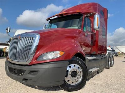 USED 2015 INTERNATIONAL PROSTAR SLEEPER TRUCK #3034-3