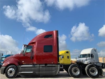 USED 2015 INTERNATIONAL PROSTAR SLEEPER TRUCK #3034-5