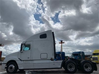 USED 2013 FREIGHTLINER COLUMBIA 120 GLIDER KIT TRUCK #3048-5
