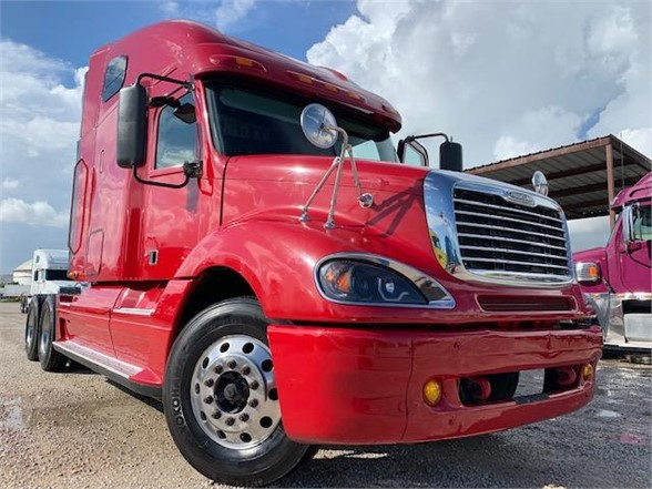 USED 2013 FREIGHTLINER COLUMBIA 120 GLIDER KIT TRUCK #3050