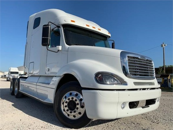 USED 2013 FREIGHTLINER COLUMBIA 120 GLIDER KIT TRUCK #3063