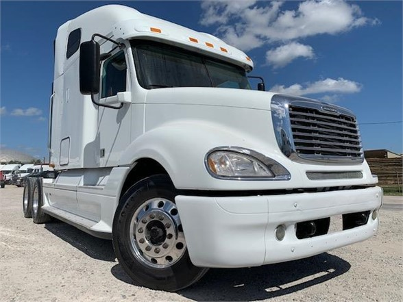 USED 2013 FREIGHTLINER COLUMBIA 120 GLIDER KIT TRUCK #3066