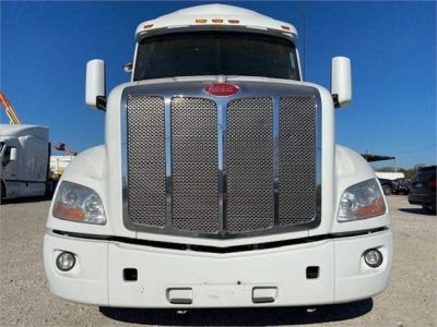 USED 2015 PETERBILT 579 SLEEPER TRUCK #3338-2