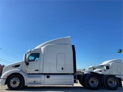 USED 2015 PETERBILT 579 SLEEPER TRUCK #3338-4