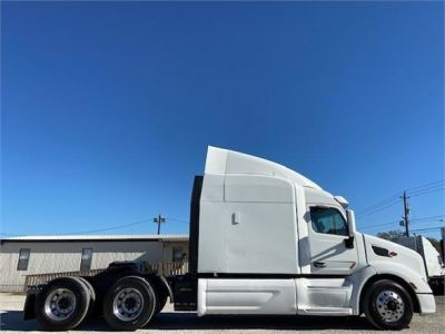 USED 2015 PETERBILT 579 SLEEPER TRUCK #3338-8