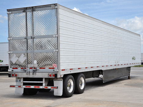 USED 2016 UTILITY WITH NEW 2020 TK S-600 REEFER TRAILER #10889-5