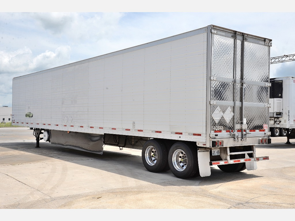 USED 2014 UTILITY WITH TK S-600 REEFER TRAILER #10899