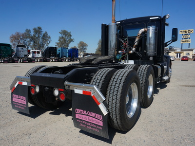 USED 2015 PETERBILT 579 TANDEM AXLE SLEEPER TRUCK #11546-3