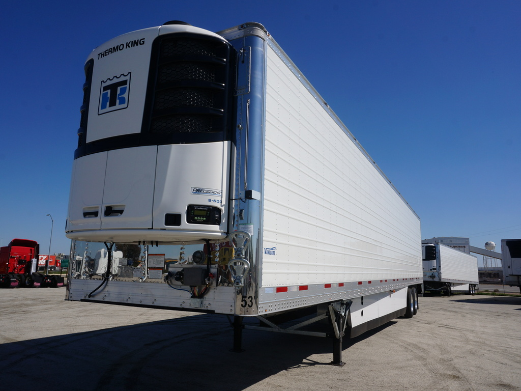 2019 VANGUARD REEFER REEFER TRAILER FOR SALE #9804