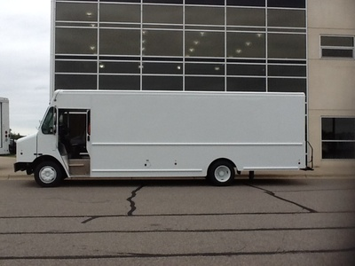 NEW 2021 FREIGHTLINER MT55 CHASSIS STEP VAN TRUCK #1553-3