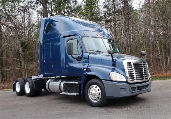 USED 2016 FREIGHTLINER CASCADIA 125 SLEEPER TRUCK #1259