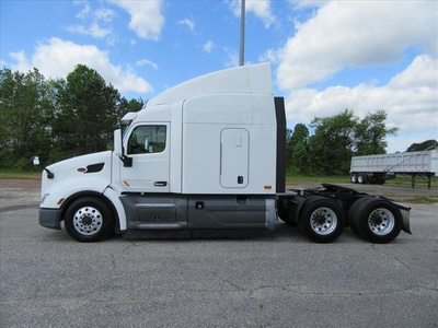 USED 2016 PETERBILT 579 TANDEM AXLE SLEEPER TRUCK #1201-3