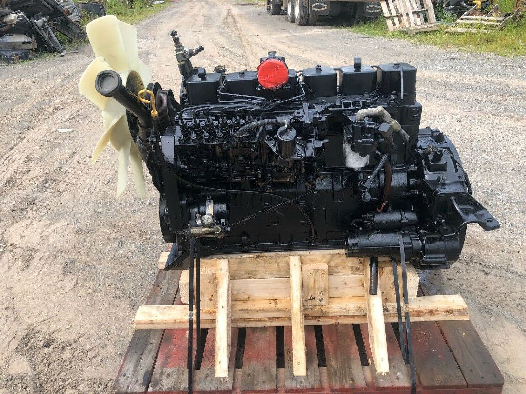 USED CUMMINS 6BT COMPLETE ENGINE TRUCK PARTS #1471