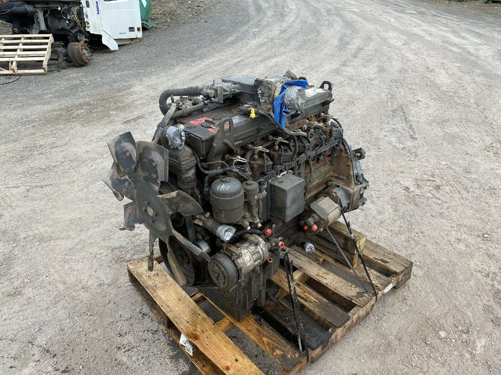 USED 2006 MERCEDES-BENZ OM906LA COMPLETE ENGINE TRUCK PARTS #1494