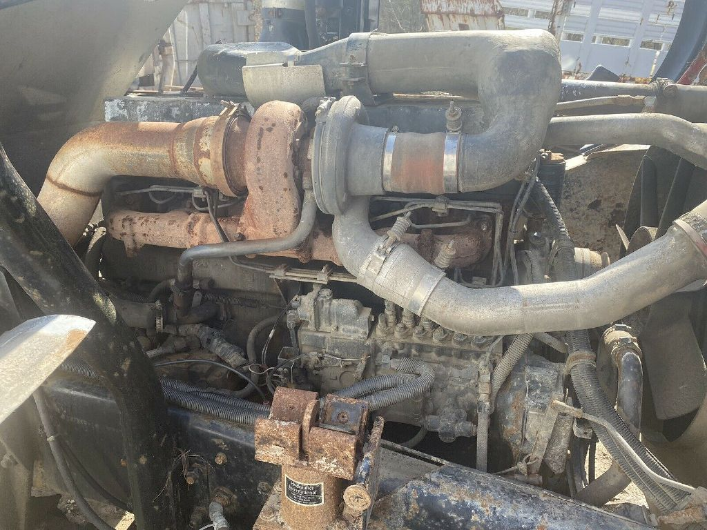 USED MACK EM7-300 COMPLETE ENGINE TRUCK PARTS #1504