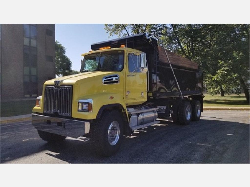 NEW 2020 WESTERN STAR 4700SF CAB CHASSIS TRUCK #10175