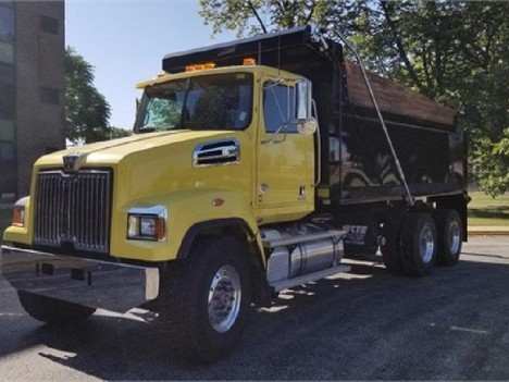 NEW 2020 WESTERN STAR 4700SF CAB CHASSIS TRUCK #10175-1
