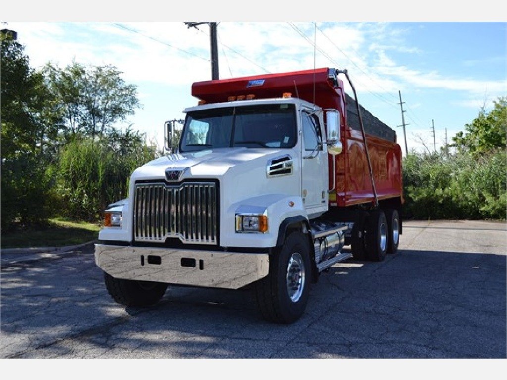 NEW 2020 WESTERN STAR 4700SF CAB CHASSIS TRUCK #12549