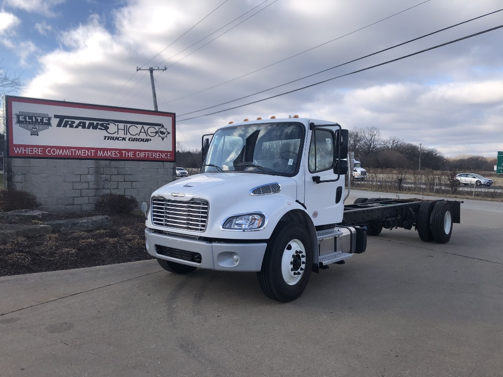 NEW 2019 FREIGHTLINER M2 106 CAB CHASSIS TRUCK #6093