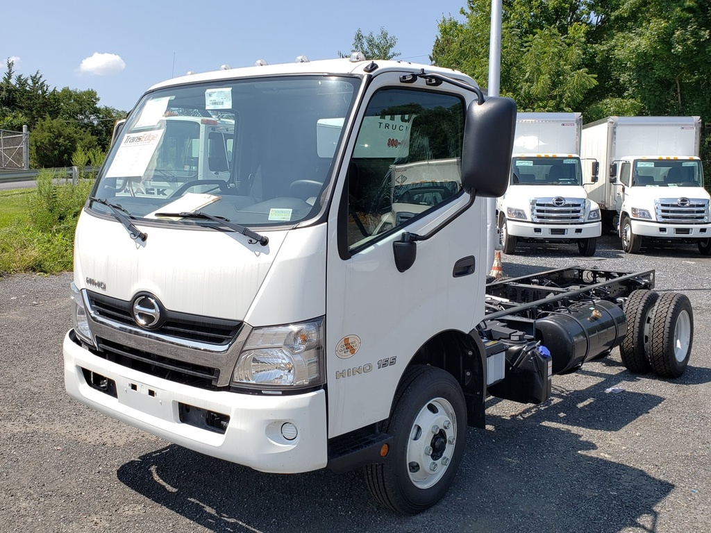 HINO CAB CHASSIS TRUCKS FOR SALE