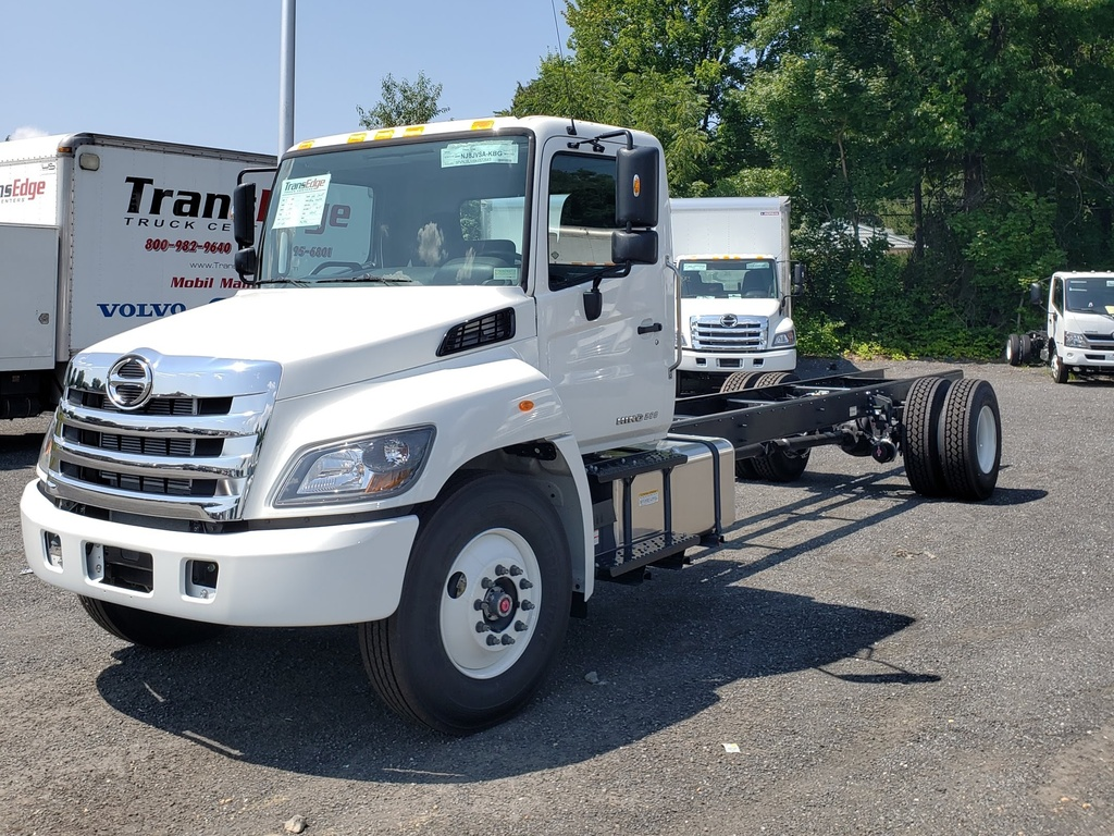 2019 HINO 268A CAB CHASSIS TRUCK 601040 Cab Chassis Truck