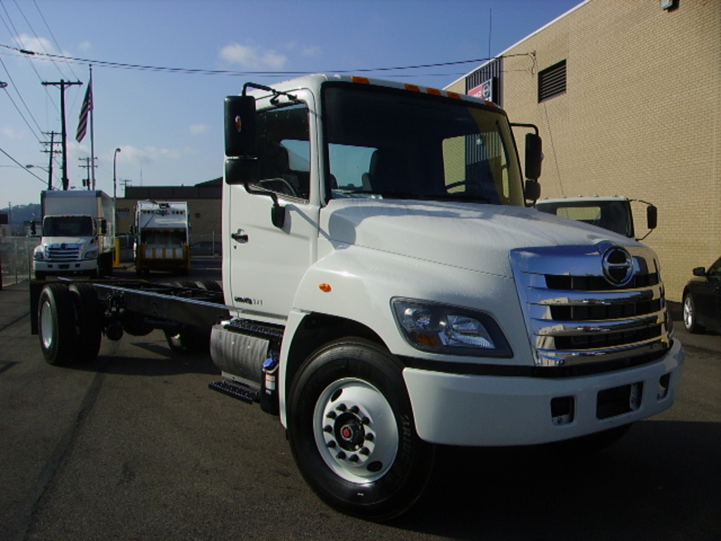 2020 HINO 338 FOR SALE #1354