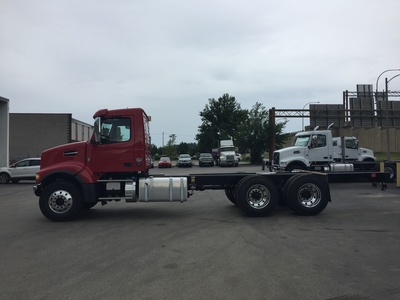 NEW 2020 VOLVO VHD84F300 CAB CHASSIS TRUCK #1453-6