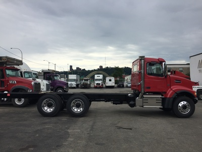 NEW 2020 VOLVO VHD84F300 CAB CHASSIS TRUCK #1453-7
