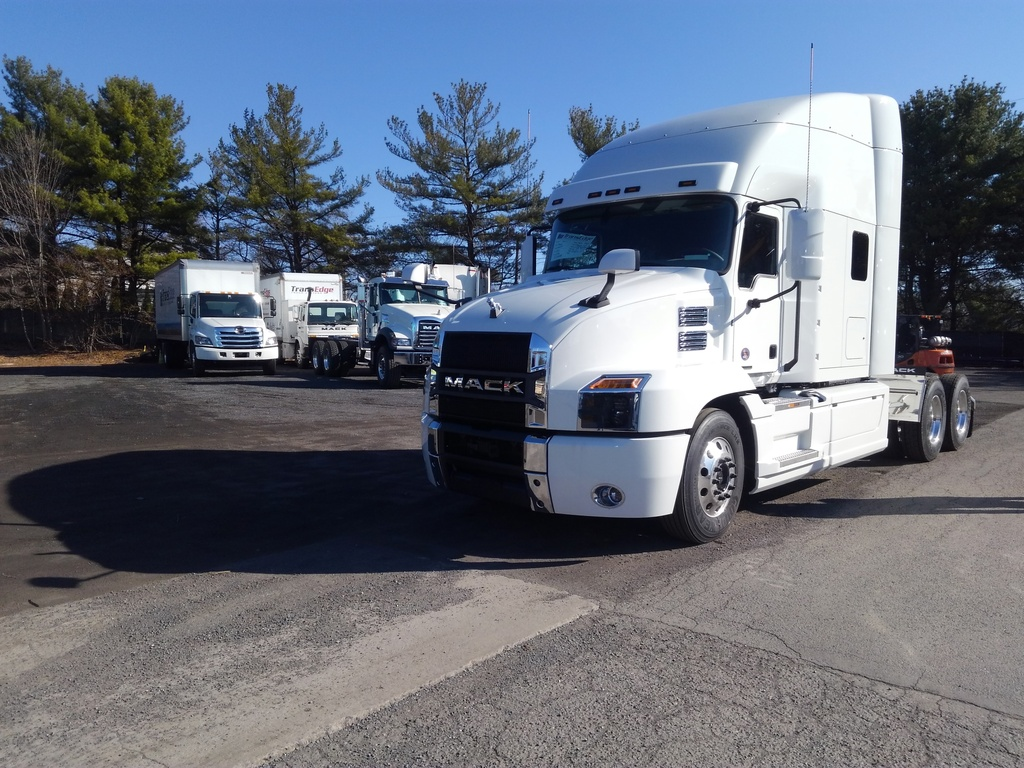 "NEW 2021 MACK AN64T 70"" SLEEPER TANDEM AXLE SLEEPER TRUCK #1468"