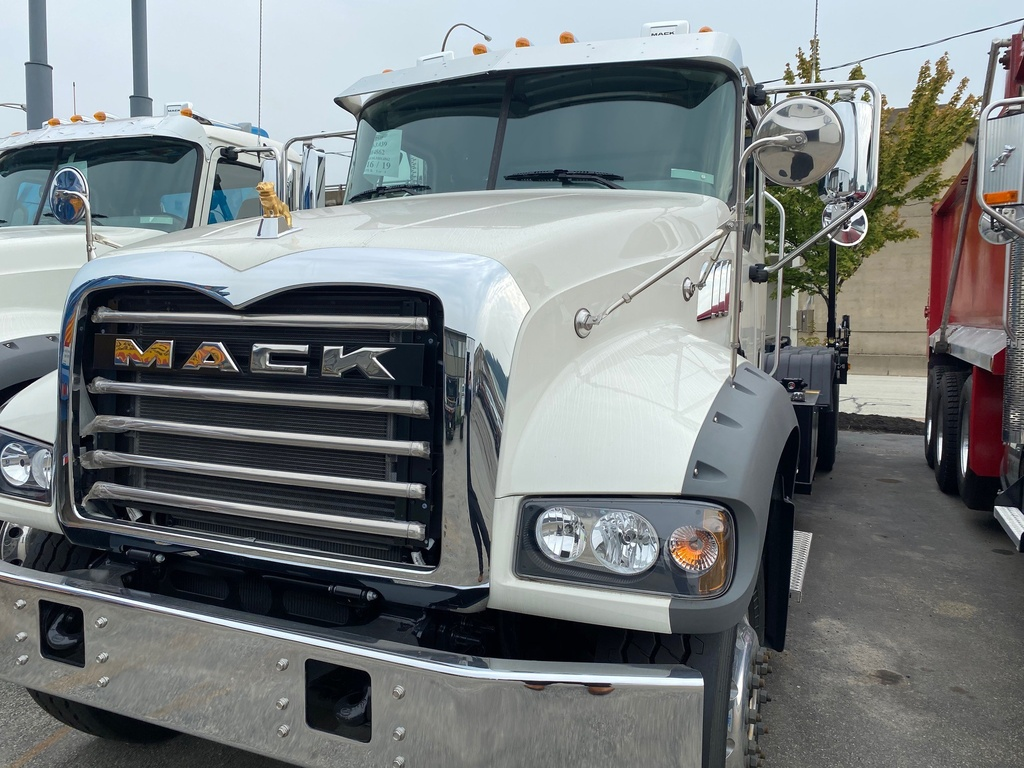 NEW 2020 MACK GRANITE GR64F CAB CHASSIS TRUCK #1522