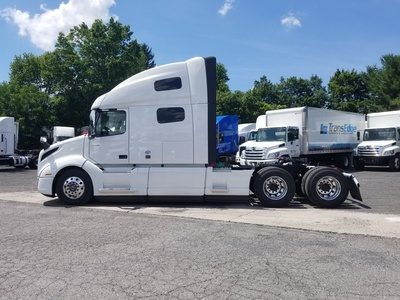 NEW 2021 VOLVO VNL760 TANDEM AXLE SLEEPER TRUCK #1533-5