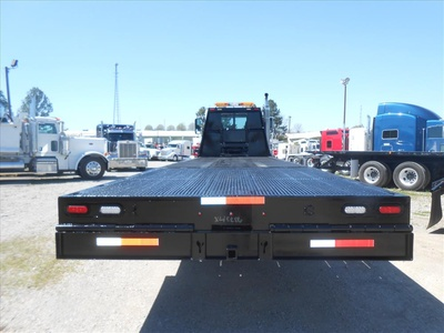 USED 2007 FREIGHTLINER COLUMBIA PRE EMISSIONS ROLLBACK TRUCK #6460-11