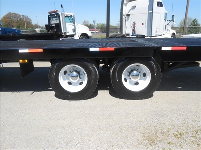 USED 2007 FREIGHTLINER COLUMBIA PRE EMISSIONS ROLLBACK TRUCK #6460-9