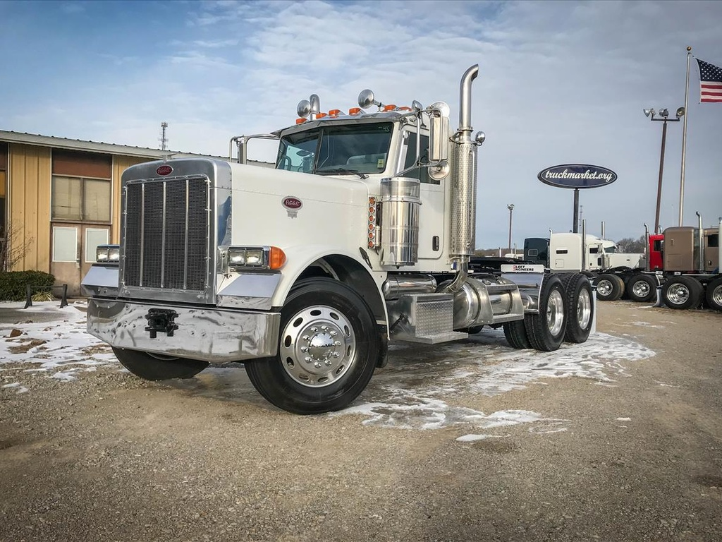 USED 2006 PETERBILT 379 EXHD TANDEM AXLE DAYCAB TRUCK #6795
